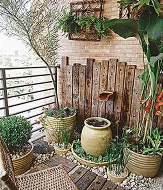 Varandas r sticas decoradas fotos modeloss decor - Casas de campo en elche de bancos ...