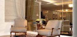 Decoração de Apartamentos Pequenos de Luxo
