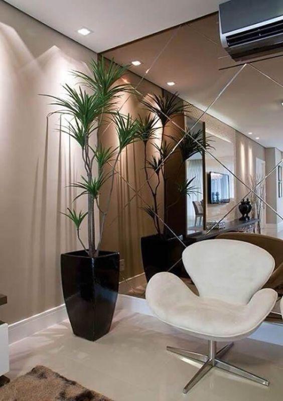 Decora o de apartamentos pequenos de luxo fotoss decor for Acabados para apartamentos pequenos