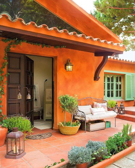 pintura externa de casas coral