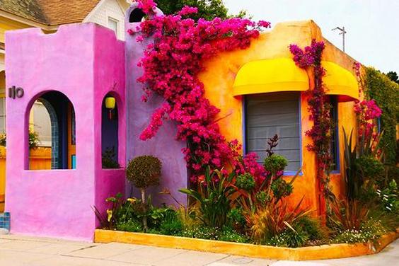 pinturas de casas externa