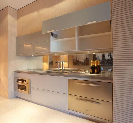Ideias De Decoração De Cozinhas Modernas E Pequenas
