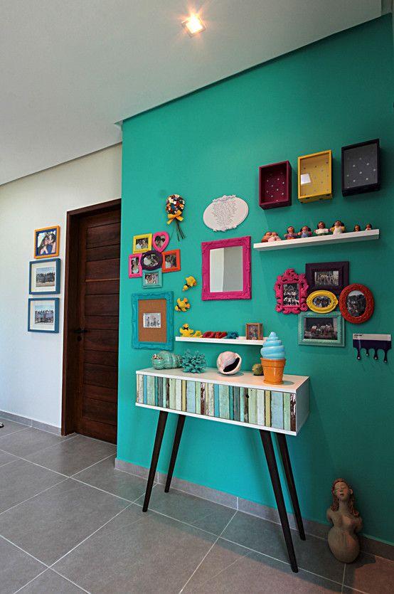 cores pintura de casa