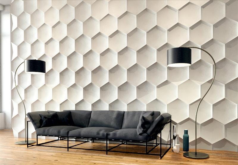 21 fotos de paredes decoradas com gessos decor - Fotos para paredes ...