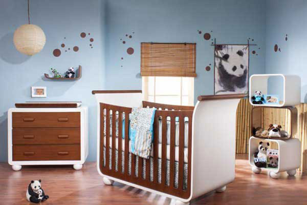 Opções de Decoração para Quarto de Bebê Masculino