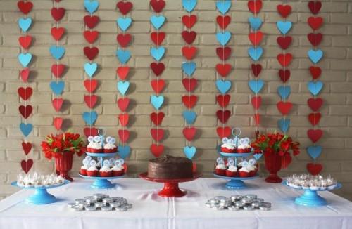 dicas de decoração de noivado simples e barato
