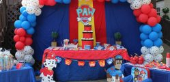 Dicas de Decoração Patrulha Canina para Festa