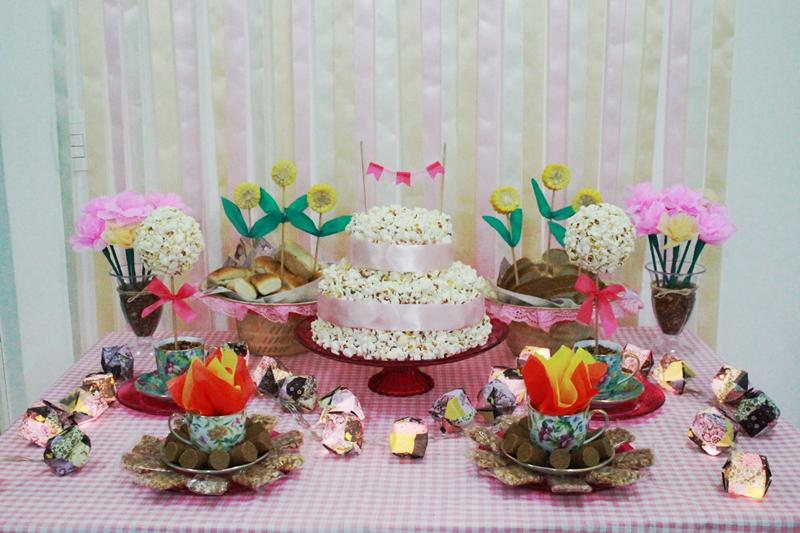 Decoração de Festa Junina Barata