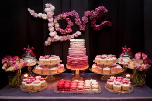 ideias de decoração de noivado simples e barato