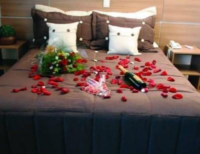 ideia de decoração para o dia dos namorados