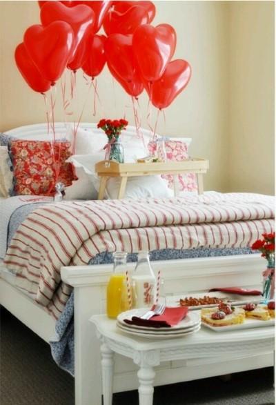 ideias de decoração para dia dos namorados