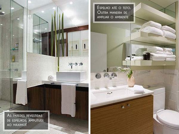 ideias para decoração de banheiro pequeno