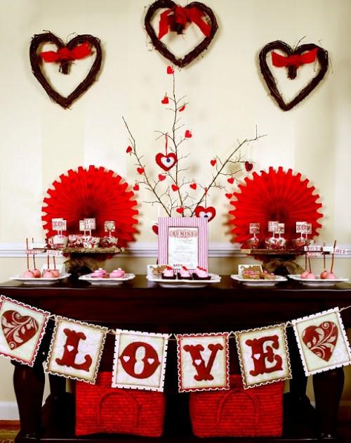 opções de decoração de noivado simples e barato
