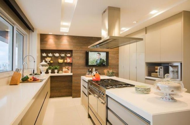 tendencias de decoração para cozinha 2017