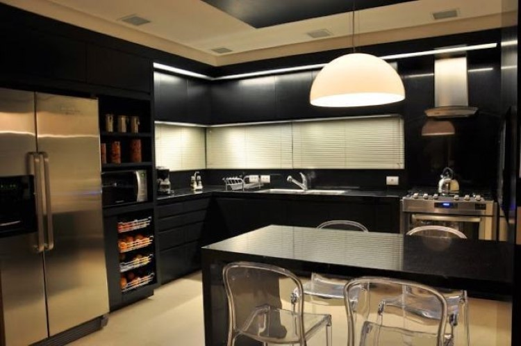 tendencias para decoração da cozinha 2017