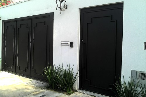 opçoes para portões residenciais modernos modelos