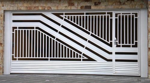 portões residenciais modernos modelos dicas