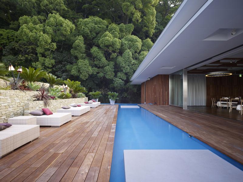piscina longa