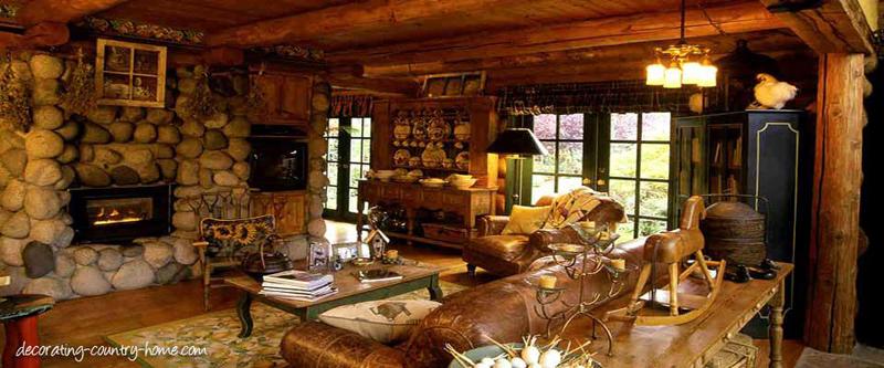 madeira rustica no rancho