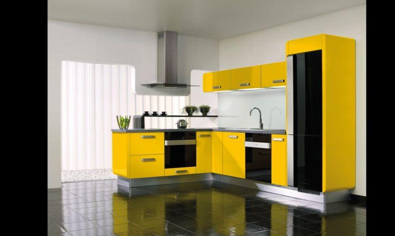 cozinha planejada de luxo