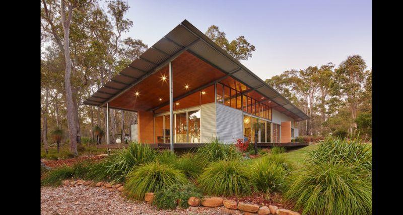 vidro casa de campo