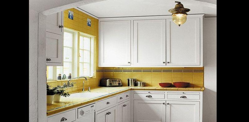 azulejo na cozinha planejada