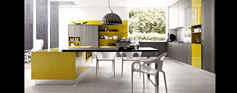 cozinha planejada ampla