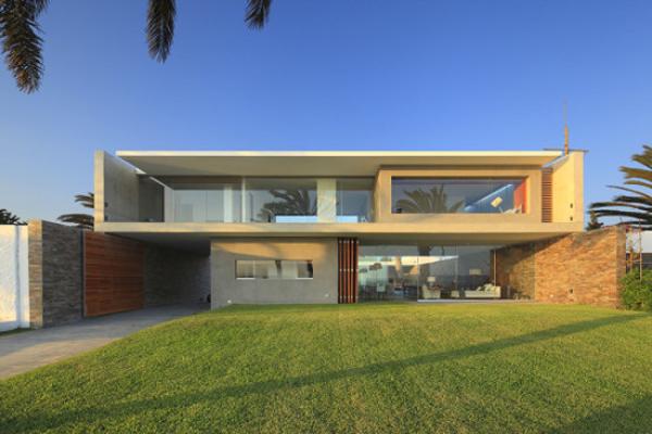 fachada de casa simples