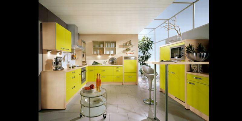 luz natural na cozinha planejada