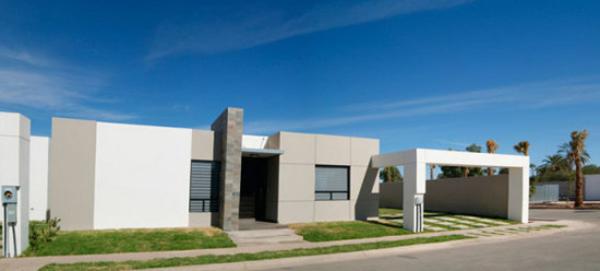 casa terrea moderna