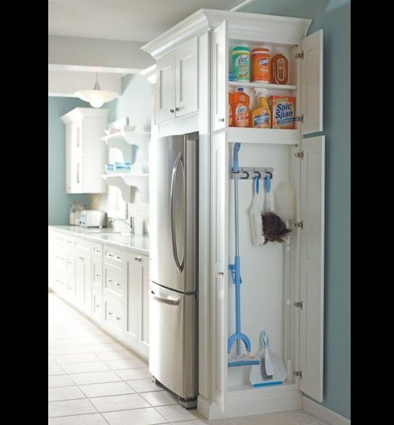 cozinha com divisorias
