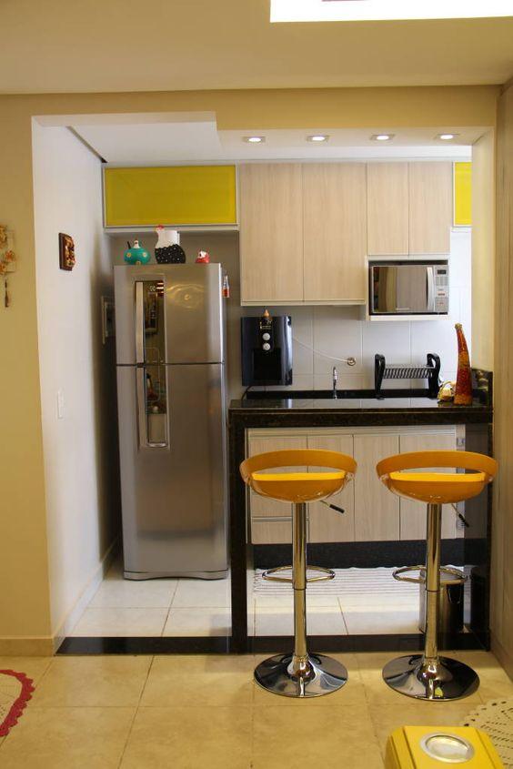 cozinha com funcionalidade