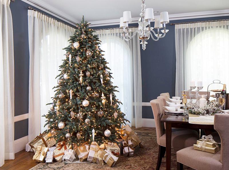 decoração natalina tradicional