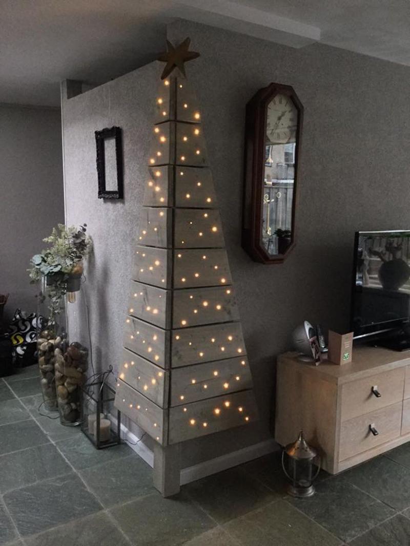 decoração natalina criativa