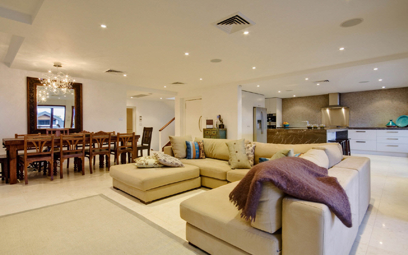 interior lindo de casa linda