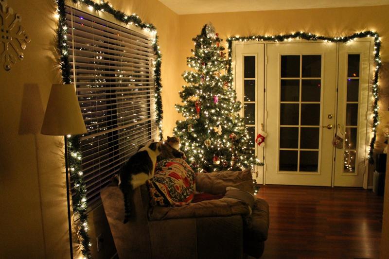 decoração natalina classica
