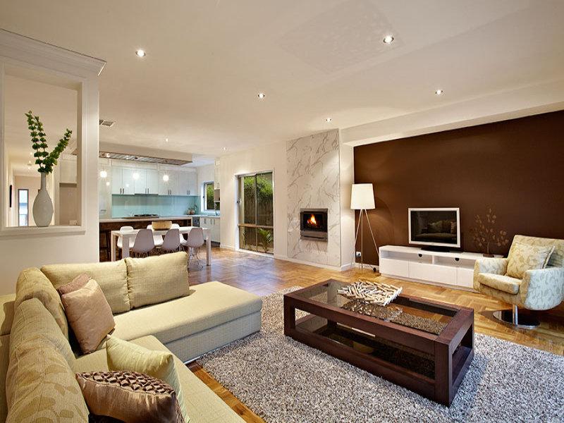 casa linda com sala