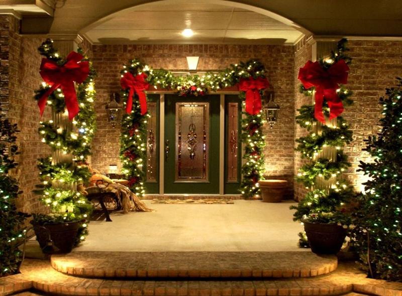 porta de entrada no natal