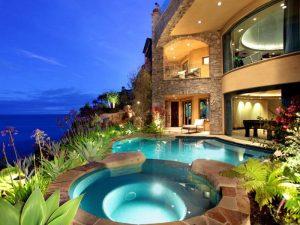 casa linda moderna
