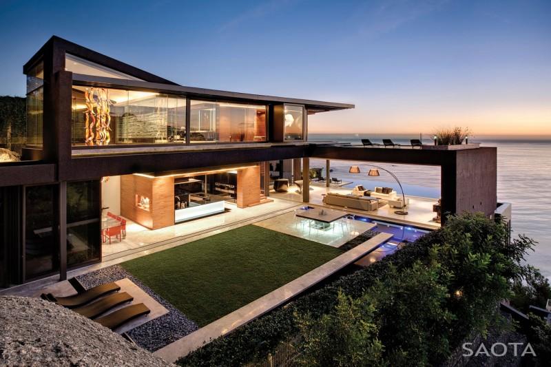 casa linda para praia