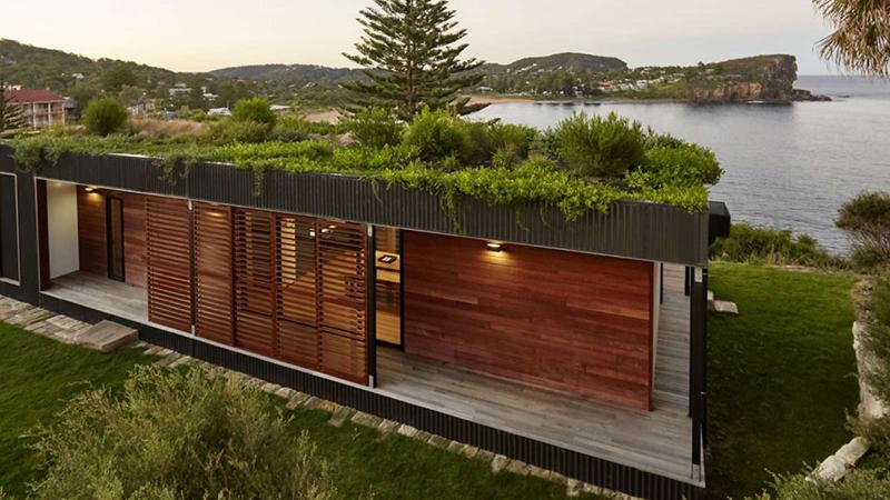 casa linda sustentável
