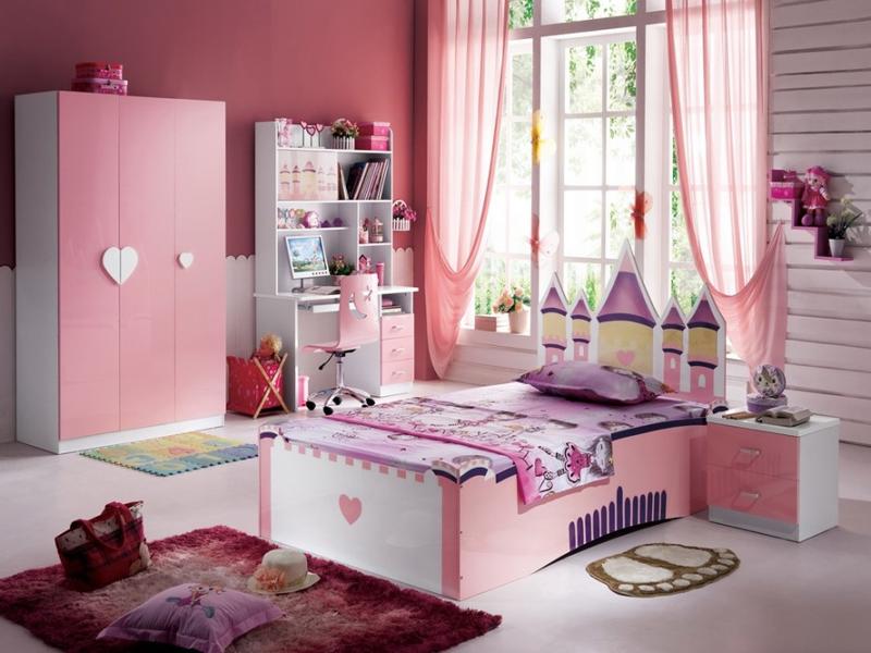 quarto infantil de princesa