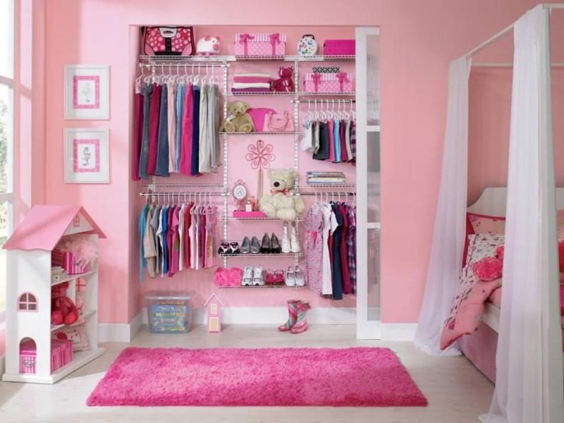 quarto infantil com closet