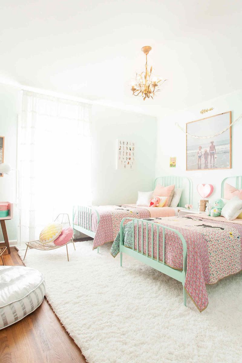 quarto infantil para irmãs