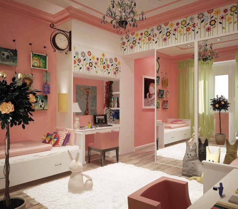 quarto infantil diferente