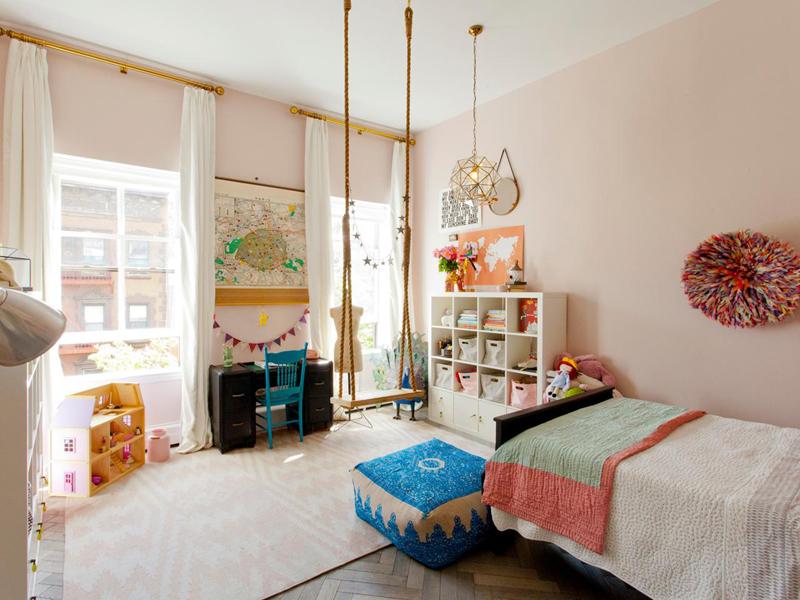 quarto infantil simples