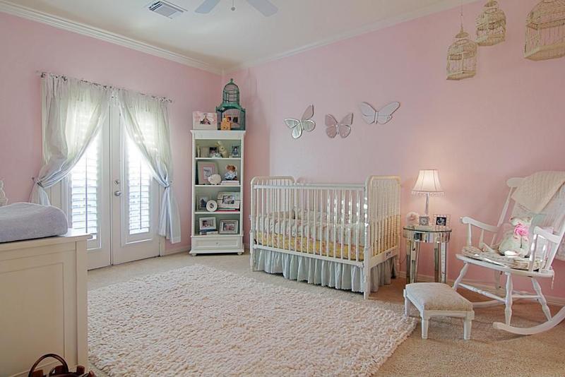 quarto infantil improvisado