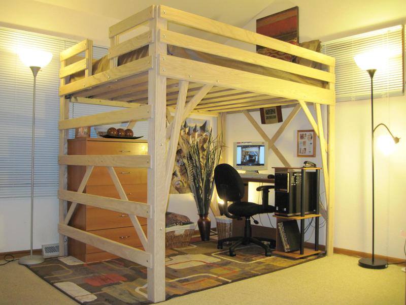 varanda interna com madeira clara