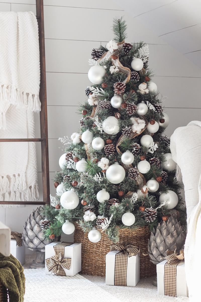 pinheiro natalino bolas grandes