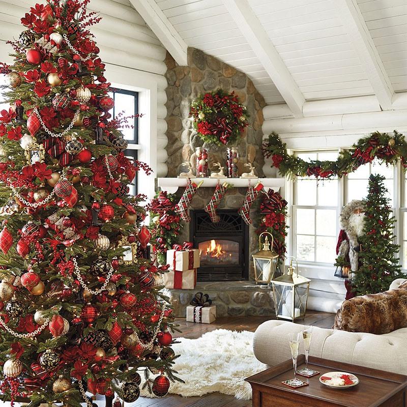 pinheiro natalino corrente